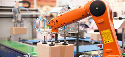 ROBOTIC PICK & PLACE